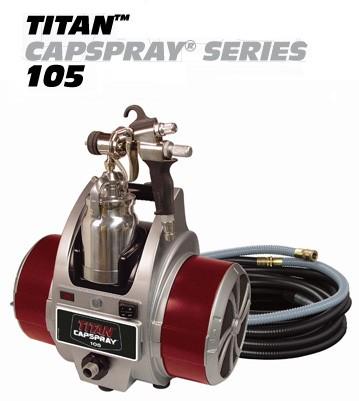 New Capspray 105 Airless Paint Sprayer
