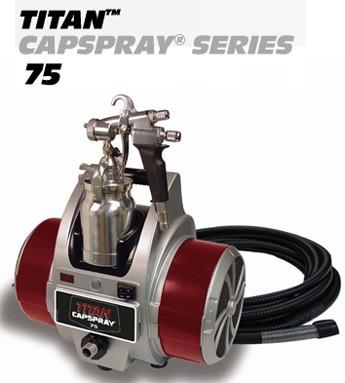 New Capspray 75 Airless Paint Sprayer