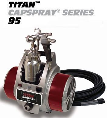 New Capspray 95 Airless Paint Sprayer