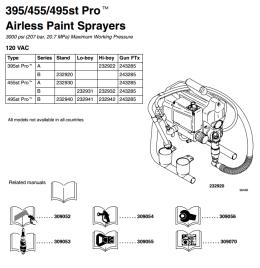 395 st Pro Parts