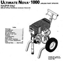 1000 Ultimate Nova Parts