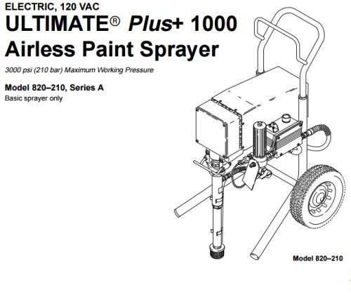 1000 Ultimate Plus Parts