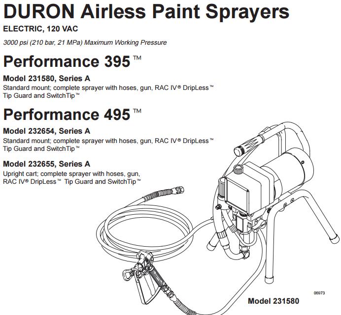 495 Duron Performer