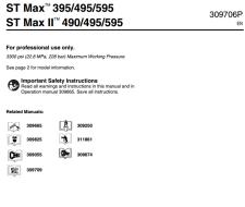 395 st Max Parts