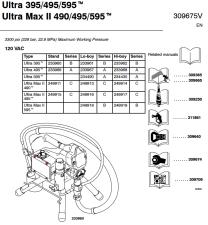 595 Ultra Parts