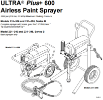 600 Ultra Plus Parts