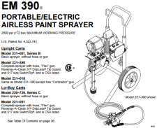 EM390 Parts