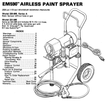 EM590 Parts