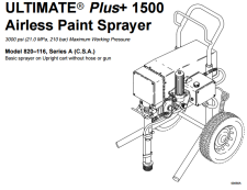 1500 Ultimate Plus Parts