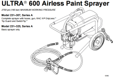 600 Ultra Parts