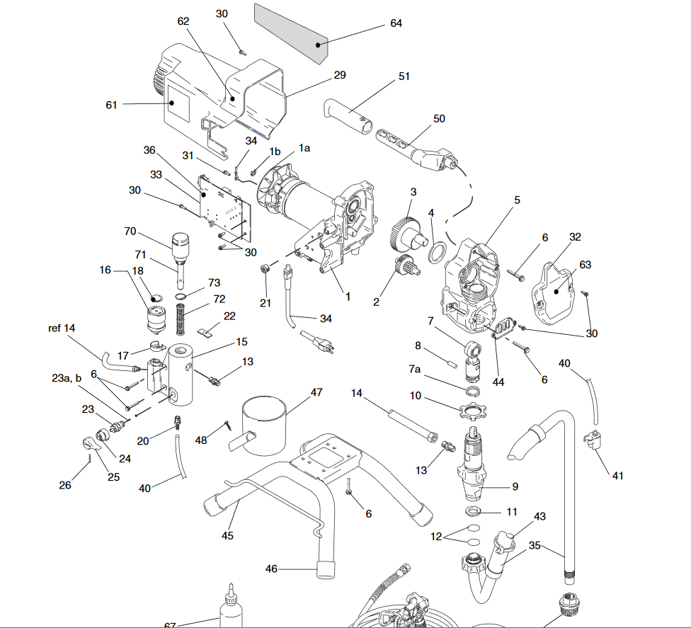kubota bx1800 parts diagram