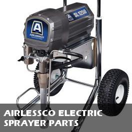 Airlessco Electric Sprayer Parts