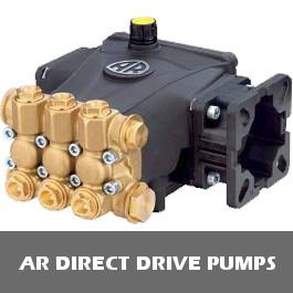 AR Direct Drive Gas Pumps