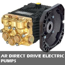 AR Direct Drive Electric Flange Pumps