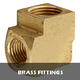 Low Pressure Brass Fittings