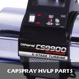 CapSpray HVLP Parts