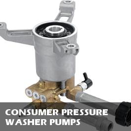 Pressure Washer Pumps - Consumer