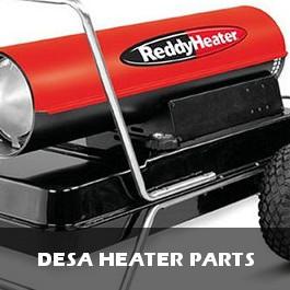 DESA (Master, Reddy, Remington, Sears, John Deere, Etc.)