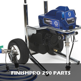 FinishPro 290 Parts