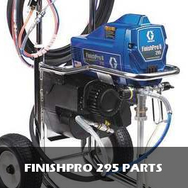 FinishPro II 295 Parts
