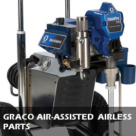 Graco Air-Assisted Airless Parts