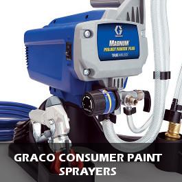 Graco Consumer Paint Sprayers