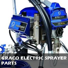 Graco Commercial Sprayer Parts