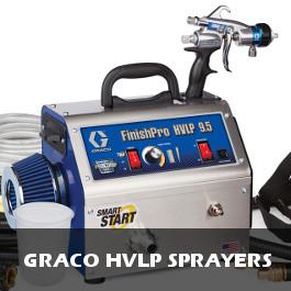 Graco HVLP Sprayers