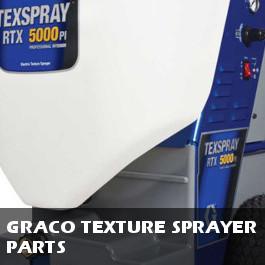 Graco Texture Sprayer Parts