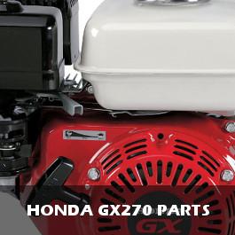 Honda GX270 Parts