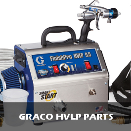 Graco HVLP Sprayer Parts