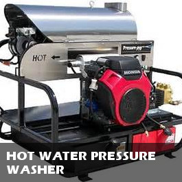 Gas Hot Water Pressure Washers