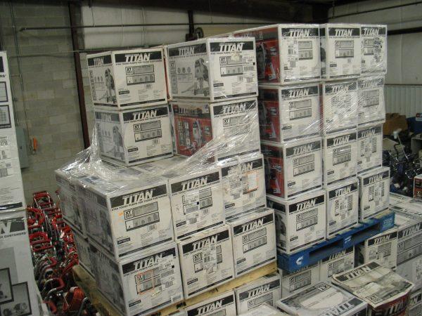 Titan Consumer Paint Sprayers XT250 XL255