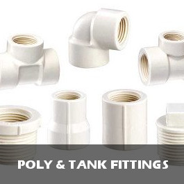 Low Pressure Poly Fittings