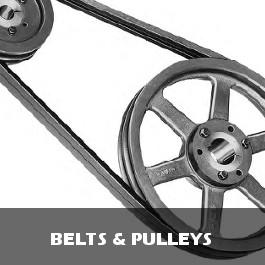 Pulleys & Belts