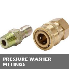 Pressure Washer Fittings