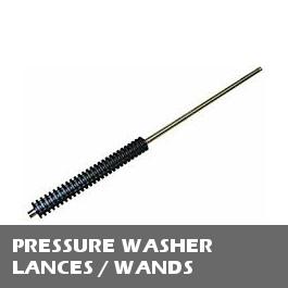 Pressure Washer Lances / Accessories
