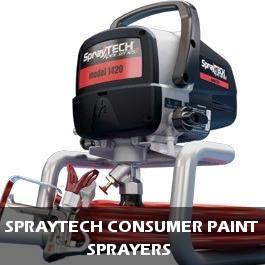 SprayTech Consumer Paint Sprayers