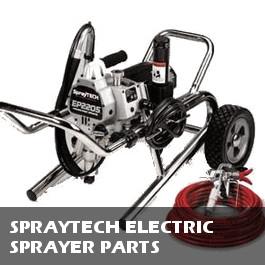 SprayTech Electric Sprayer Parts