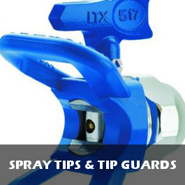 Airless Spray Tips & Tip Guards