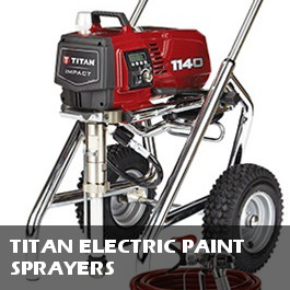 Titan Electric Sprayers