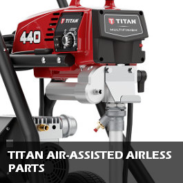 Titan Air-Assisted Airless Parts