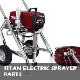 Titan Electric Sprayer Parts