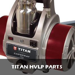 Titan CapSpray HVLP Parts