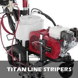 Titan Speeflo Line Stripers