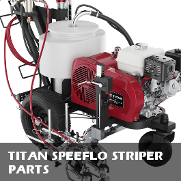 Titan Speeflo Line Striper Parts