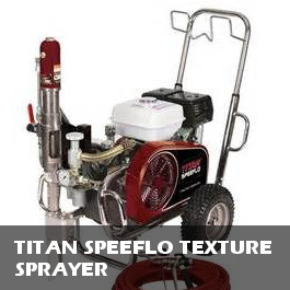 Titan Speeflo Texture Sprayers