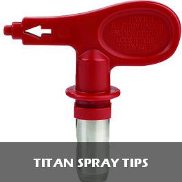 Titan Spray Tips
