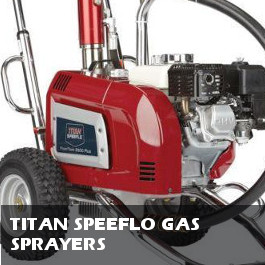 Titan Speeflo Gas Sprayers