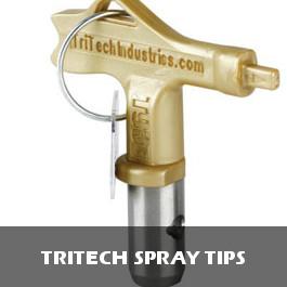 TriTech Spray Tips